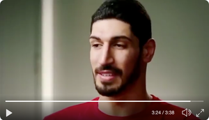 Enes Kanter video