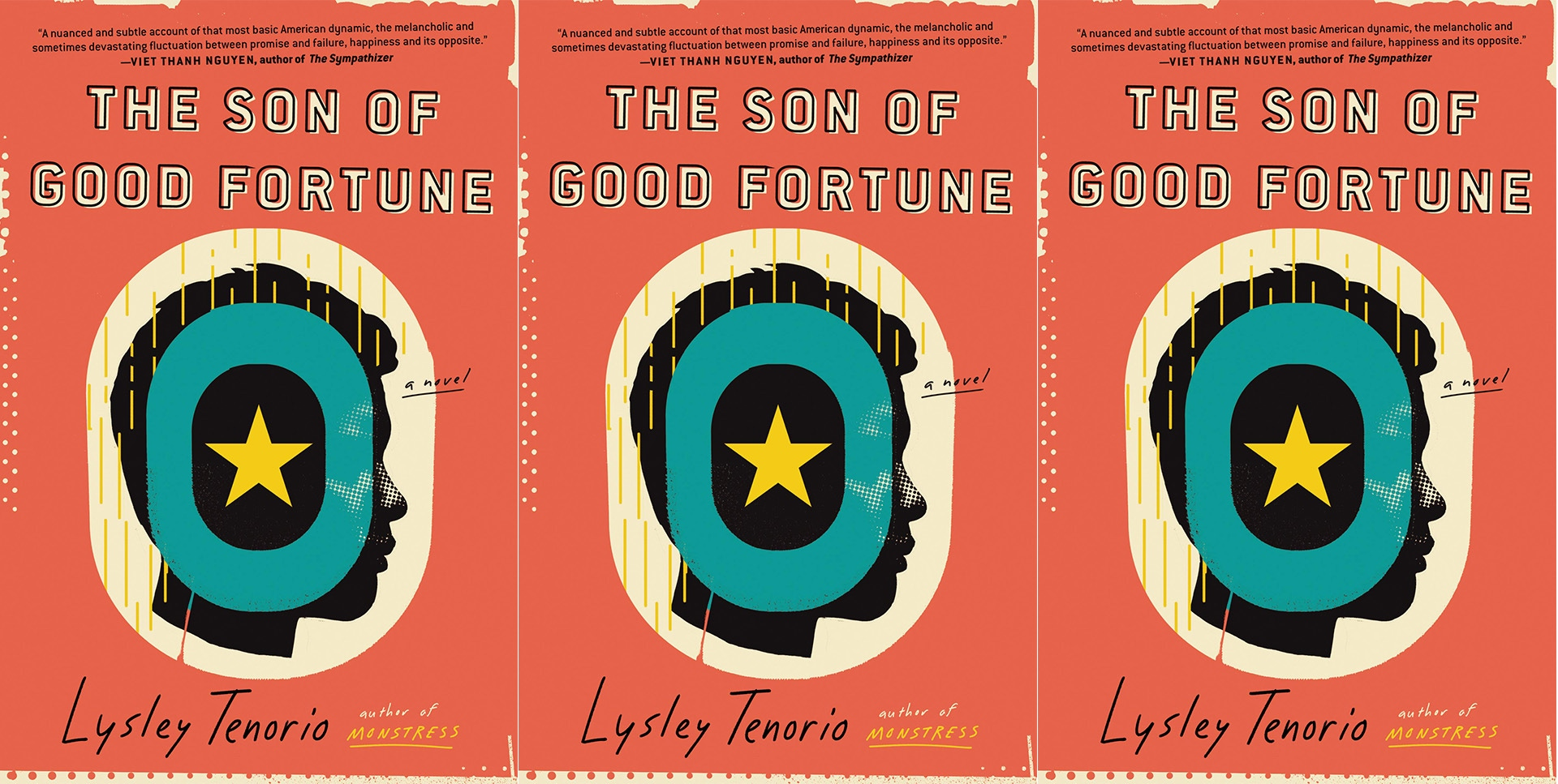 Cover of The Son of Good Fortune.